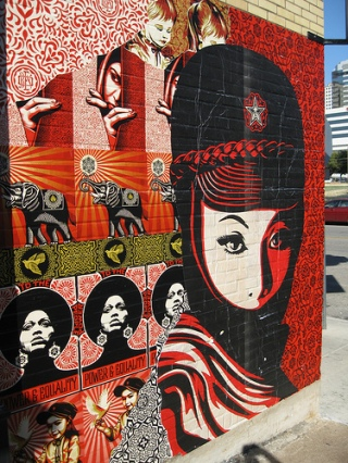 Obey Giant – STREET ART DATABASE