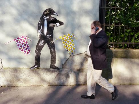 suriani street art paris