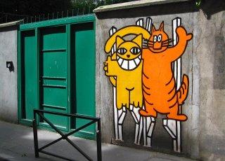 graffiti-street-art-monsieur-chat