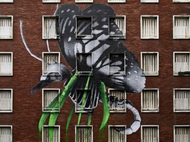 ludo-street-art-paris-building