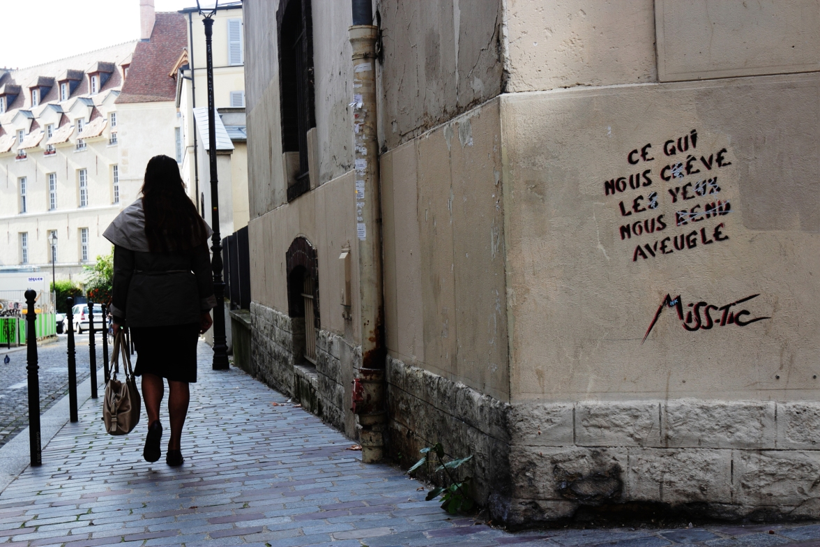 misstic stret art paris
