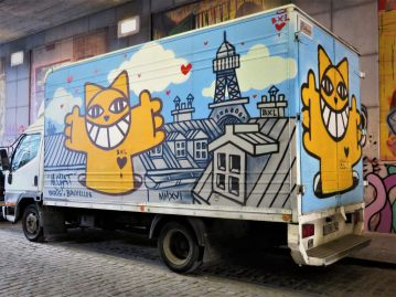monsieur-chat-street-art-truck-paint