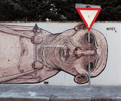 nemos-arrow-street-art