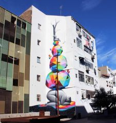 Okuda Street Art Database