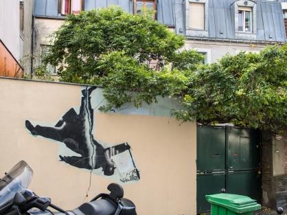 Rue de la Duée - Paris 20ème, Nemo