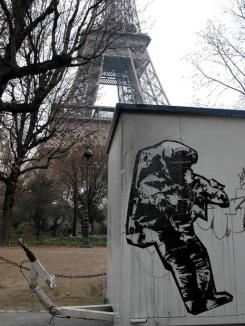 Stencil-art-Blek-le-Rat street art