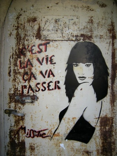 street art miss tic paris