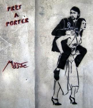 street art miss tic
