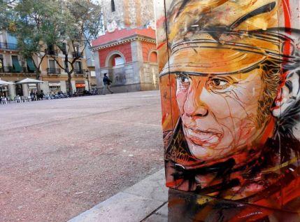 Streetart-Urbanart-stencil-C215